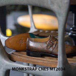 Giày tây nam chất lượng Monkstrap CNES MT2034 003