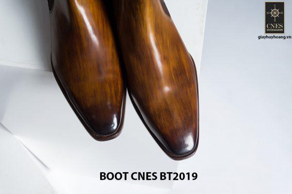 Giày da nam Chelsea Boot CNES BT2019 005