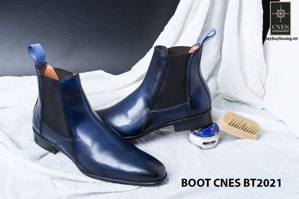Giày da nam Chelsea Boot CNES BT2021 001