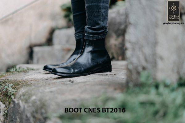 Giày tây nam Boot Chelsea CNES BT2016 004