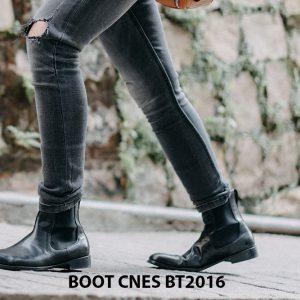 Giày tây nam Boot Chelsea CNES BT2016 001