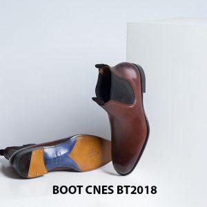 Giày tây nam Chelsea Boot CNES BT2018 005