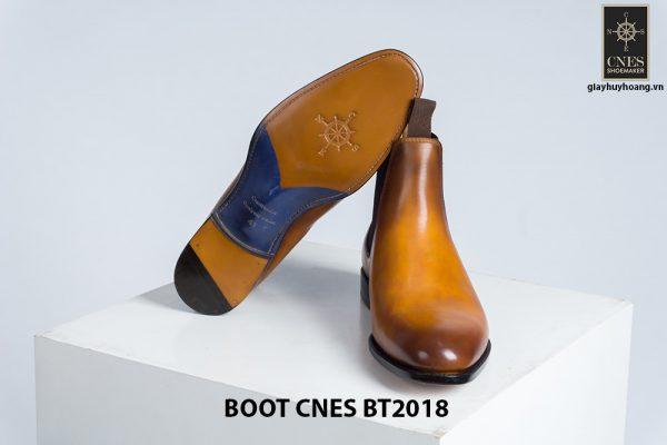 Giày tây nam Chelsea Boot CNES BT2018 004