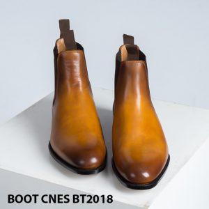 Giày tây nam Chelsea Boot CNES BT2018 001
