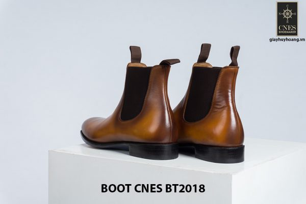 Giày tây nam Chelsea Boot CNES BT2018 003