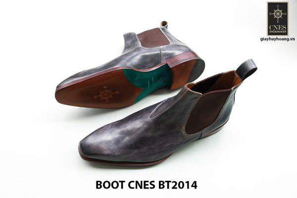 Giày tây nam cổ cao Chelsea Boot CNES BT2014 008