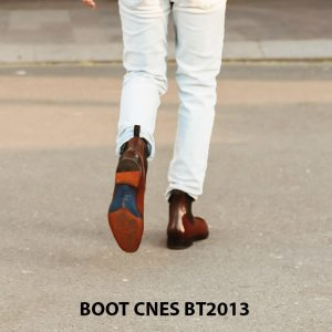 Giày da nam Chelsea Boot CNES BT2013 010