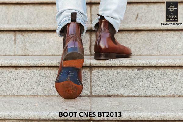 Giày da nam Chelsea Boot CNES BT2013 007