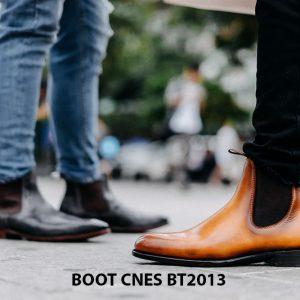Giày da nam Chelsea Boot CNES BT2013 004