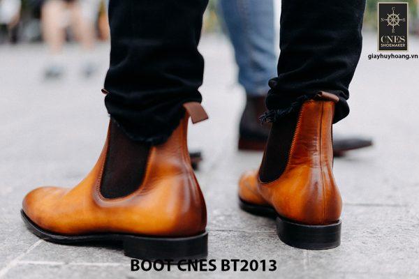 Giày da nam Chelsea Boot CNES BT2013 003