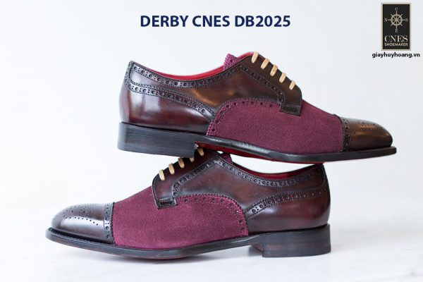 Giày tây nam cột dây Derby CNES DB2025 004