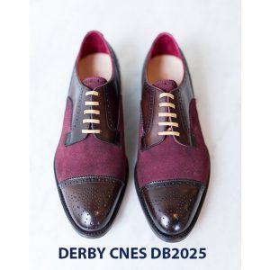 Giày tây nam cột dây Derby CNES DB2025 001
