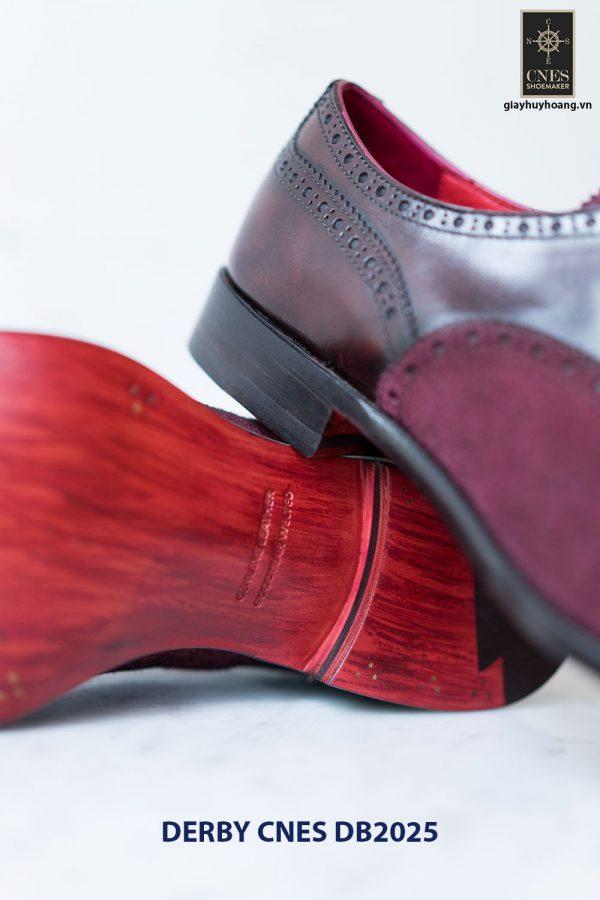 Giày tây nam cột dây Derby CNES DB2025 003