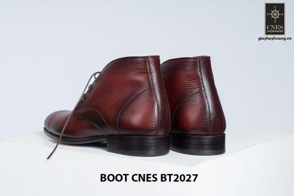 Giày tây nam cổ cao Boot CNES BT2027 004