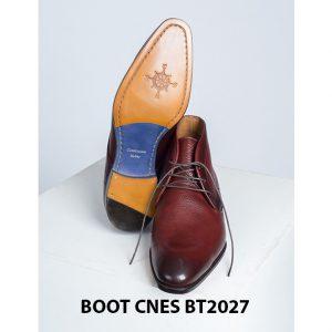 Giày tây nam cổ cao Boot CNES BT2027 003