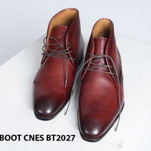 Giày tây nam cổ cao Boot CNES BT2027 001