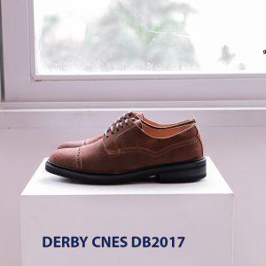 Giày tây nam da lộn Derby CNES DB2017 005