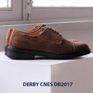 Giày tây nam da lộn Derby CNES DB2017 003