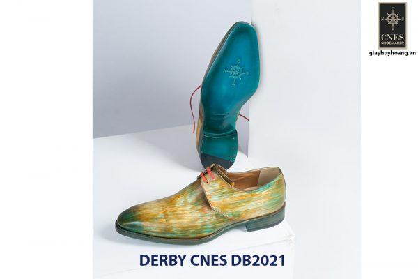 Giày tây nam da bê Derby CNES DB2021 002