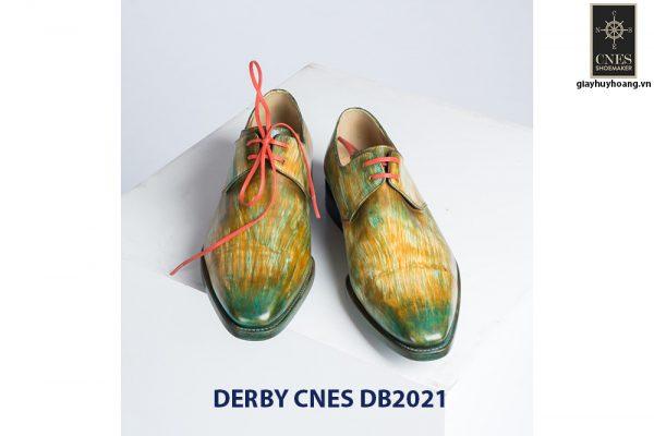 Giày tây nam da bê Derby CNES DB2021 001