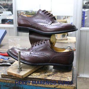 Giày tây nam Brogues Derby Marengo SU403 007