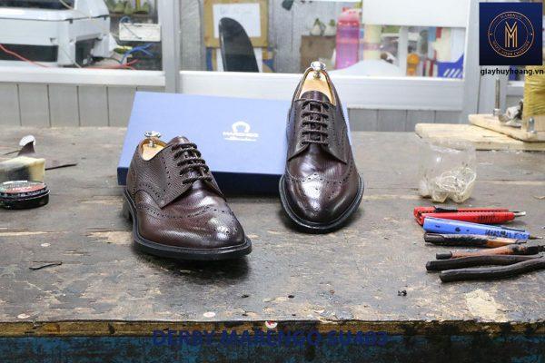 Giày tây nam Brogues Derby Marengo SU403 006