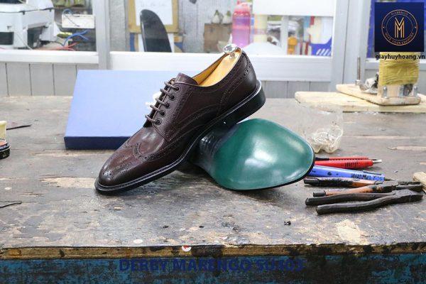 Giày tây nam Brogues Derby Marengo SU403 004