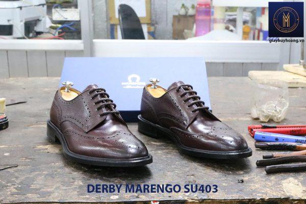 Giày tây nam Brogues Derby Marengo SU403 002