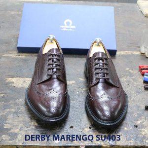 Giày tây nam Brogues Derby Marengo SU403 001