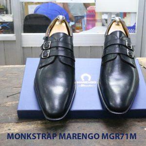 Giày da nam Monkstrap Marengo MGR71M 001