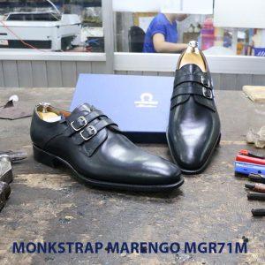 Giày da nam Monkstrap Marengo MGR71M 003