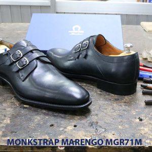 Giày da nam Monkstrap Marengo MGR71M 002