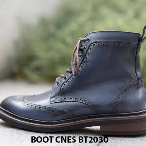 Giày tây nam Boot CNES BT2030 010
