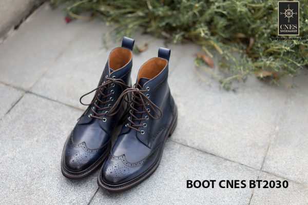 Giày tây nam Boot CNES BT2030 008