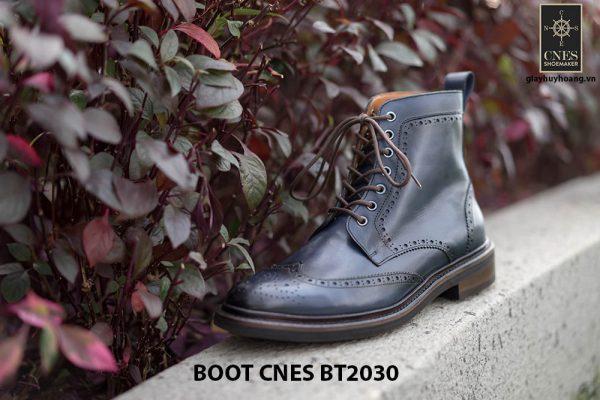 Giày tây nam Boot CNES BT2030 007