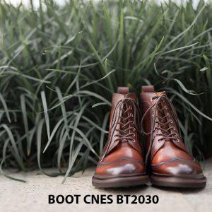 Giày tây nam Boot CNES BT2030 003