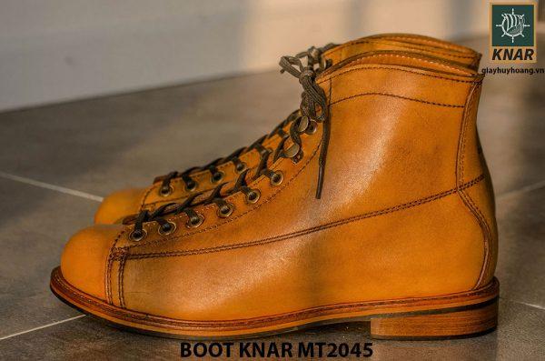 Giày Boot cột dây phong cách KNAR BT2045 005
