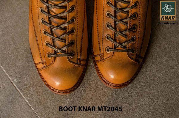 Giày Boot cột dây phong cách KNAR BT2045 004