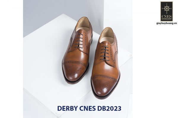 Giày tây nam Derby CNES DB2023 003