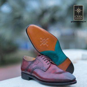 Giày tây nam đẹp Derby CNES DB2018 004