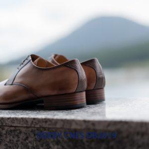 Giày da nam buộc dây Derby CNES DB2019 005