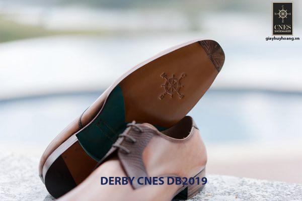 Giày da nam buộc dây Derby CNES DB2019 004