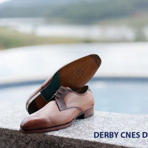 Giày da nam buộc dây Derby CNES DB2019 003