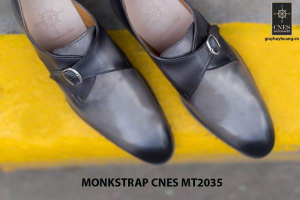 Giày tây nam chính hãng Monkstrap CNES MT2035 008