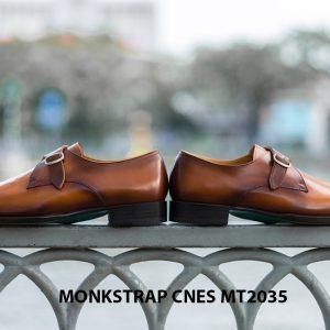 Giày tây nam chính hãng Monkstrap CNES MT2035 006