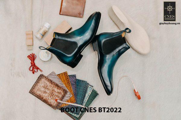 Giày tây nam Chelsea Boot CNES BT2022 001