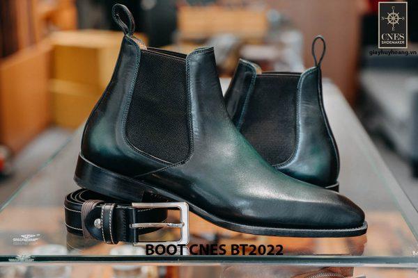Giày tây nam Chelsea Boot CNES BT2022 003
