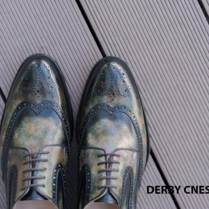 Giày tây nam đẹp Derby CNES DB2030 001
