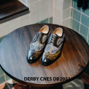 Giày da nam cao cấp Derby CNES DB2031 001
