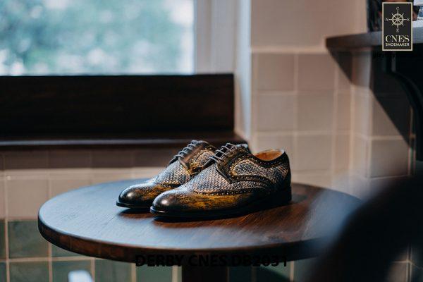 Giày da nam cao cấp Derby CNES DB2031 004